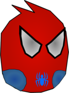 Spider Bird Suit - standart design