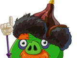 Враги Angry Birds Epic: Journey to Russia