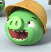 Свин-Строитель 1