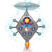 Птица-дрон 3-0