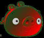 Красная Свинка