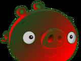 Красная Свинья