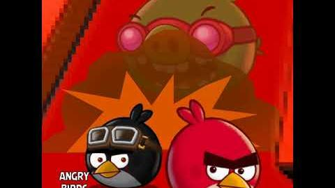 Angry Birds Deadly Blast Animated Icon