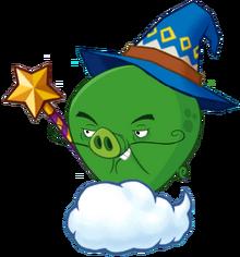 Wizard Pig