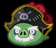 Мёртвый капитан пиратов новый