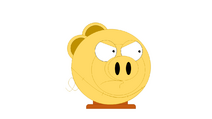 Mad Pigmy (angry)