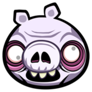 Свинья-зомби из сизонса