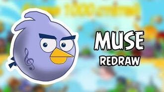 Муз - Speed Art Angry Birds Фанон Вики