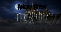 Angry Birds Harry Potter
