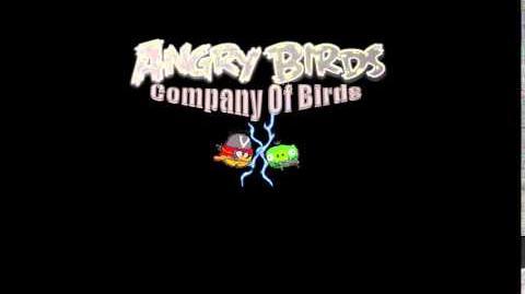 Анонс Angry Birds Company Of Birds