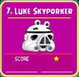 7 - Luke Skyporker