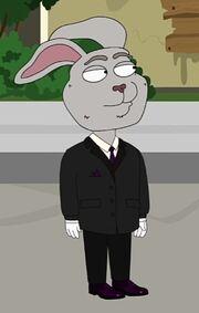 Заяц после мутации