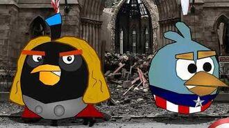 Angry Birds Avengers - первый русский трейлер (2019)-1