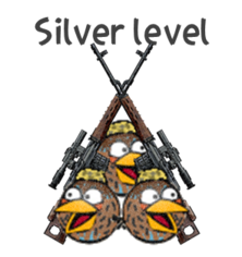 Серебрянный уровень