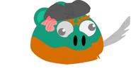 Зомби рыжебород