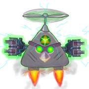 Птица-дрон 2-4