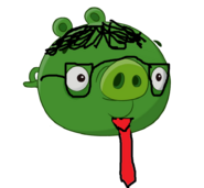 Кларк Кент свин