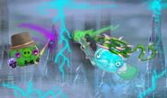 ТеТемный агент против кристальной птицы