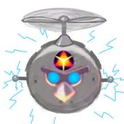 Птица-дрон 1-0
