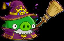 Свин-волшебник-0