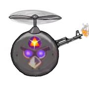 Птица-дрон 1-4