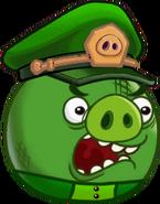 Captain green elephant toons
