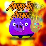 Новый Постер Angry Birds Avengers