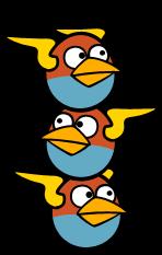 Космические синие птицы