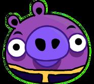 Thanoswine burned