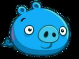 Синяя Свинья