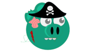 Зомби пират