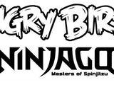 Angry Birds Ninjago