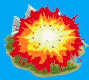 Взрыв острова