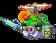 Ядовитый дрон-