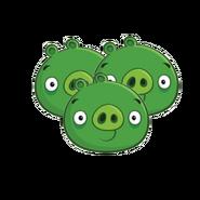 Зелёные свинки