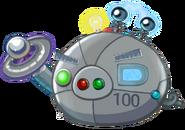 Спец. Робот 100