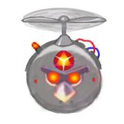 Птица-дрон 1-2