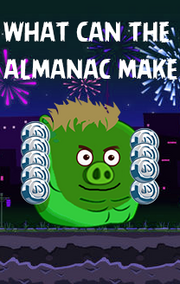 What Can the Almanac Make Icon
