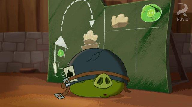 Angry Birds Toons - 17 Crash Test Piggies