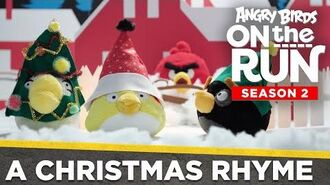 Angry Birds on the Run S2 A Christmas Rhyme