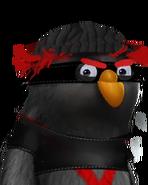 Flocker Black Portrait 054