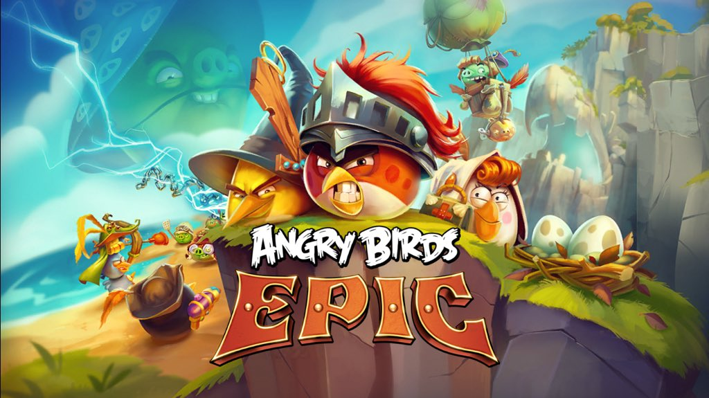 Angry Birds Epic Angry Birds Wiki Fandom Powered By Wikia