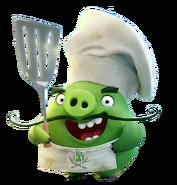ABMovie Chef Pig