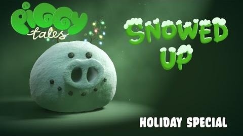 Piggy Tales Snowed Up - Holiday Special - S1 Ep28