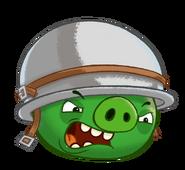 Corporal Pig