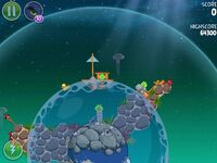 Pig Dipper 6-2 (Angry Birds Space)