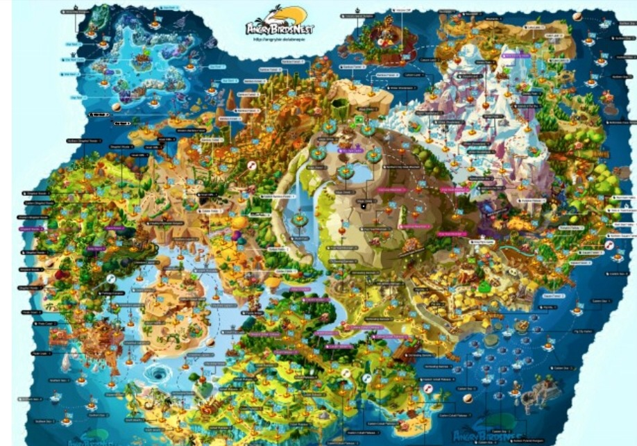 Piggy Island   Angry Birds Wiki   FANDOM powered by Wikia
