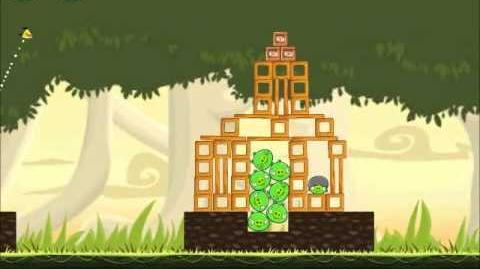 Official Angry Birds Walkthrough Danger Above 6-9