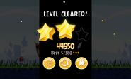 Angry Birds - выигрыш