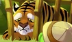 Angry Birds Friends Tiger Artwork